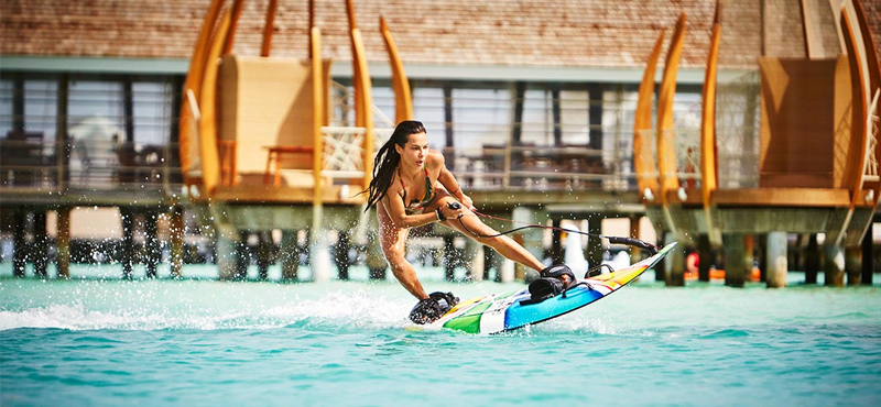 water sports - lux maldives all inclusive package - all inclusive maldives packages